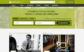 JobTeaser.com révolutionne le recrutement des étudiants et jeunes diplômés