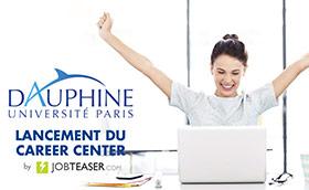 Lancement de l'intranet carrière de l'université Paris Dauphine
