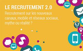 JobTeaser / Edhec : Recrutement 2.0 : mythe ou réalité ?